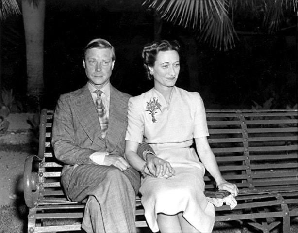 Герцог и герцогиня Виндзорские, Багамы.