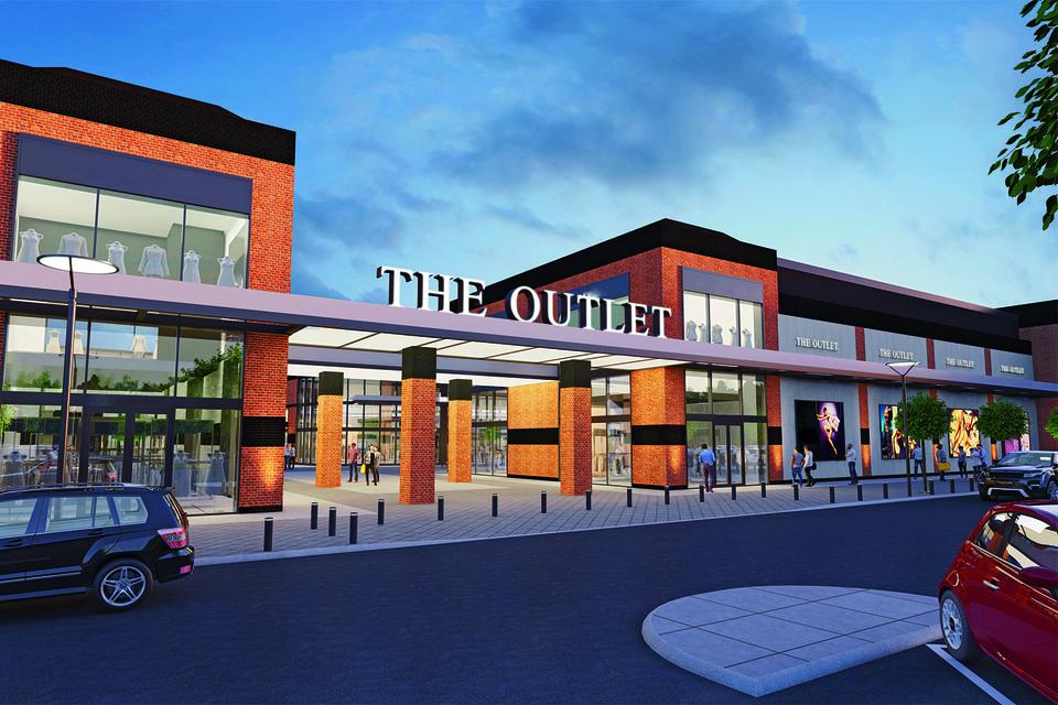 The Outlet Moscow станет первым в России аутлетом формата luxury