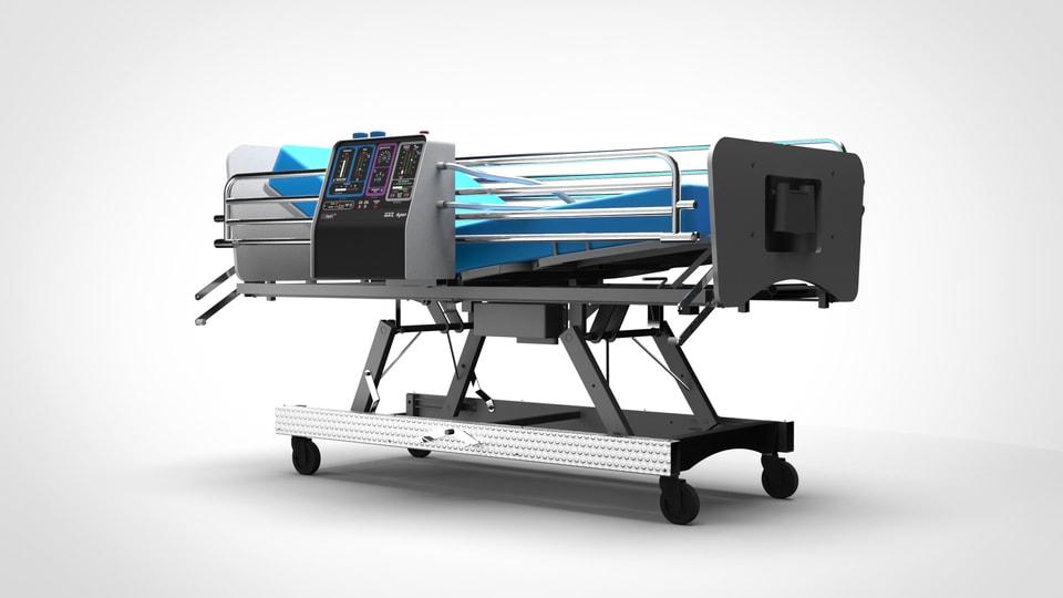 Компания Dyson разработала аппарат искусственной вентиляции легких