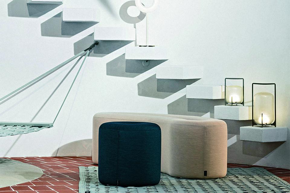 Проект Das Haus студии MUT design для выставки imm в Кельне