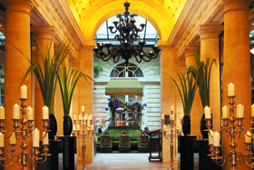 Лобби отеля InterContinental Bordeaux – Le Grand Hotel