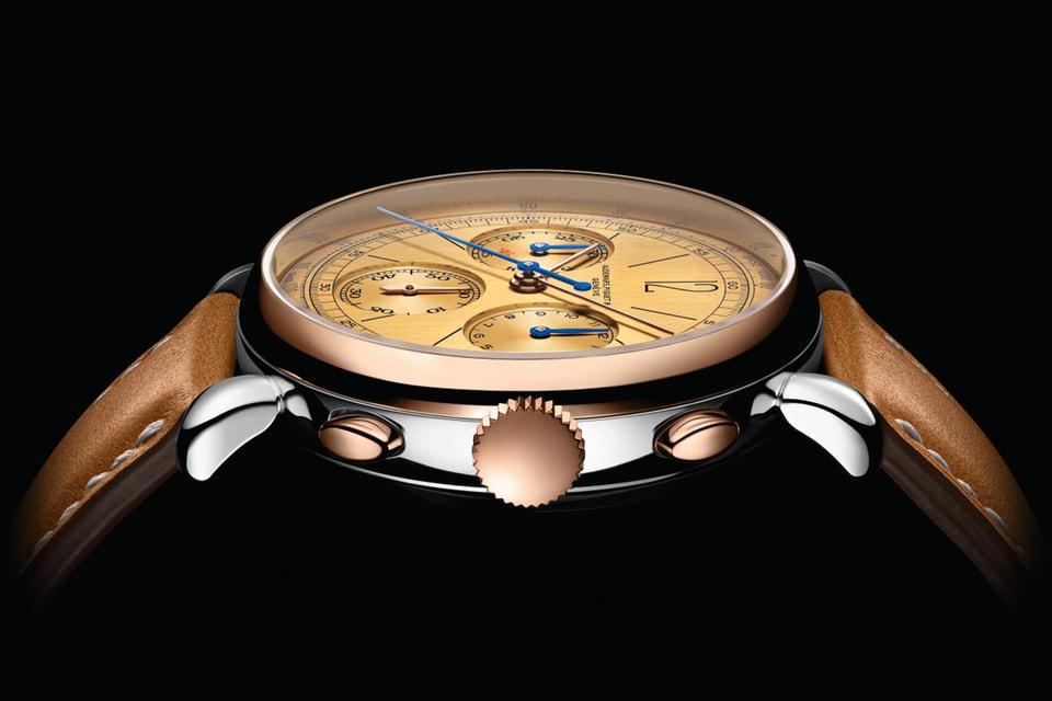 Часы [Re]master01 – новая интерпретация одного из редких наручных хронографов Audemars Piguet 1943 года