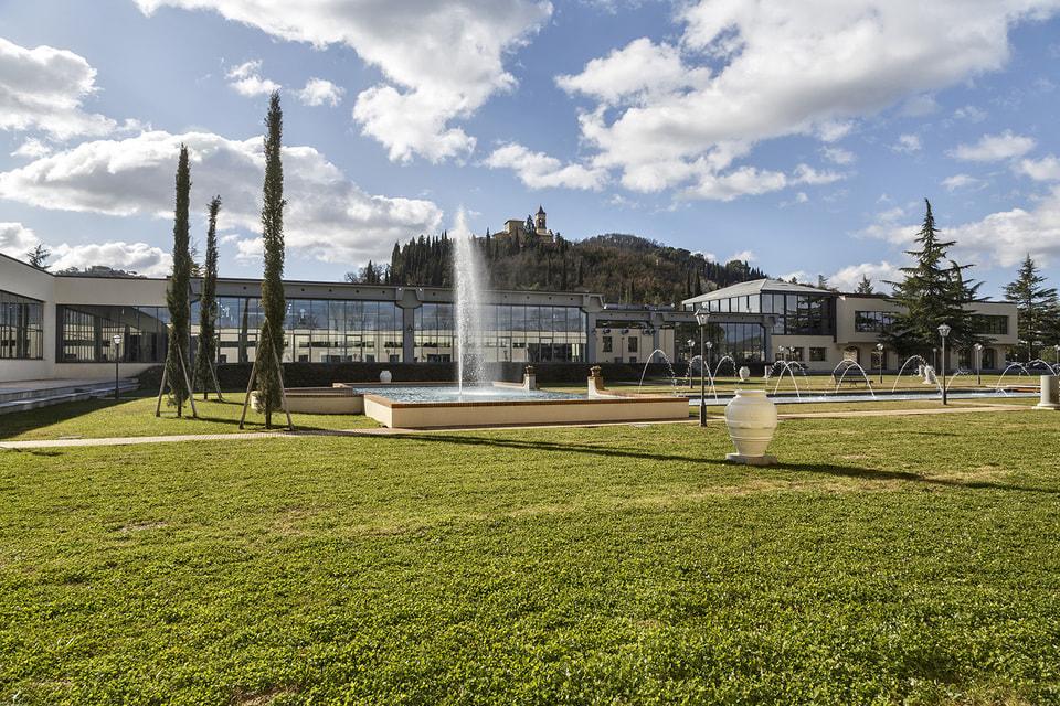 Соломео – деревня, где расположена штаб-квартира бренда