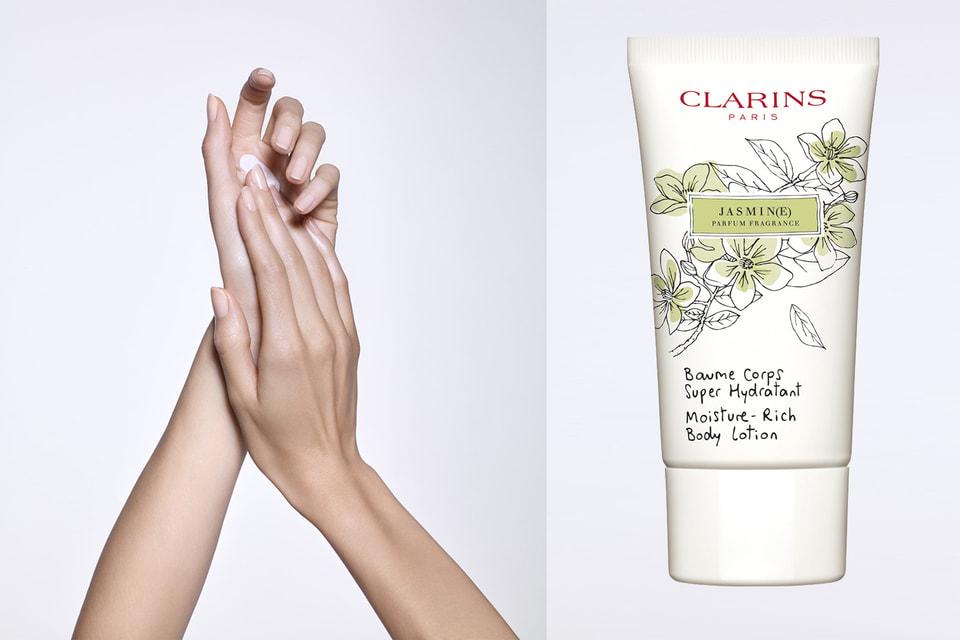 Clarins передал кремы для рук и тела в российские клиники