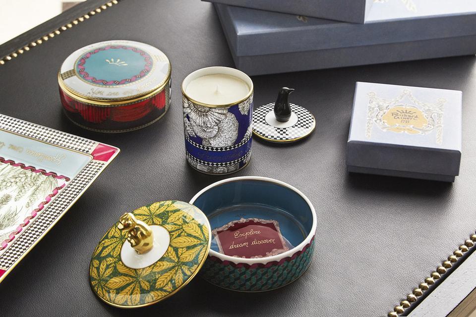 Фарфоровые коллекции Richard Ginori теперь можно купить онлайн