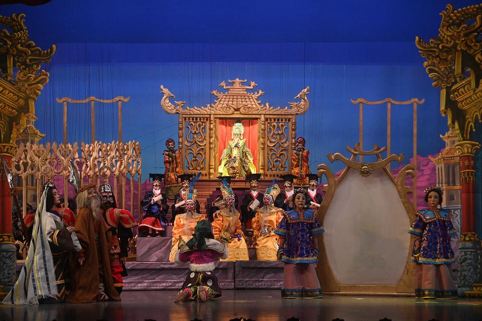 Фрагмент из оперы «Турандот»