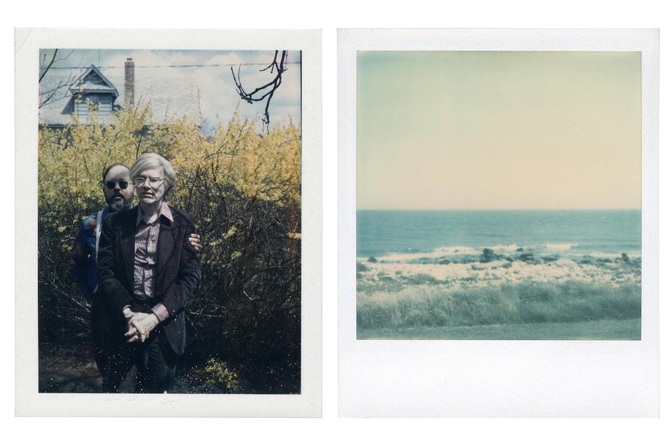 На онлайн аукцион Andy Warhol: Better Days выставлены работы, сделанные самим Уорхолом или его друзьями при жизни художника