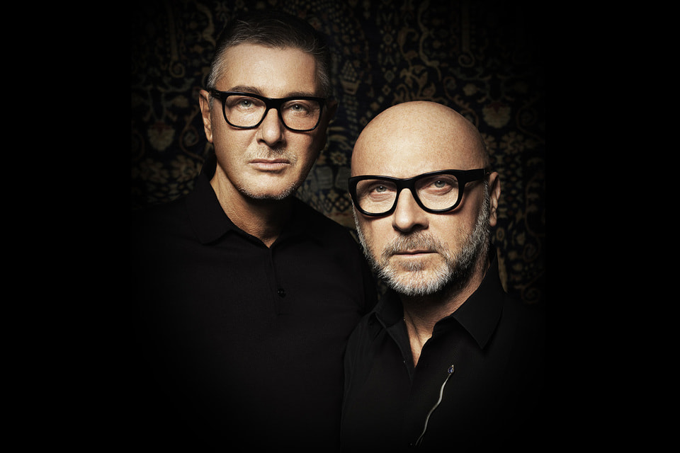 Доменико Дольче и Стефано Габбана представили благотворительный проект DGFattoInCasa