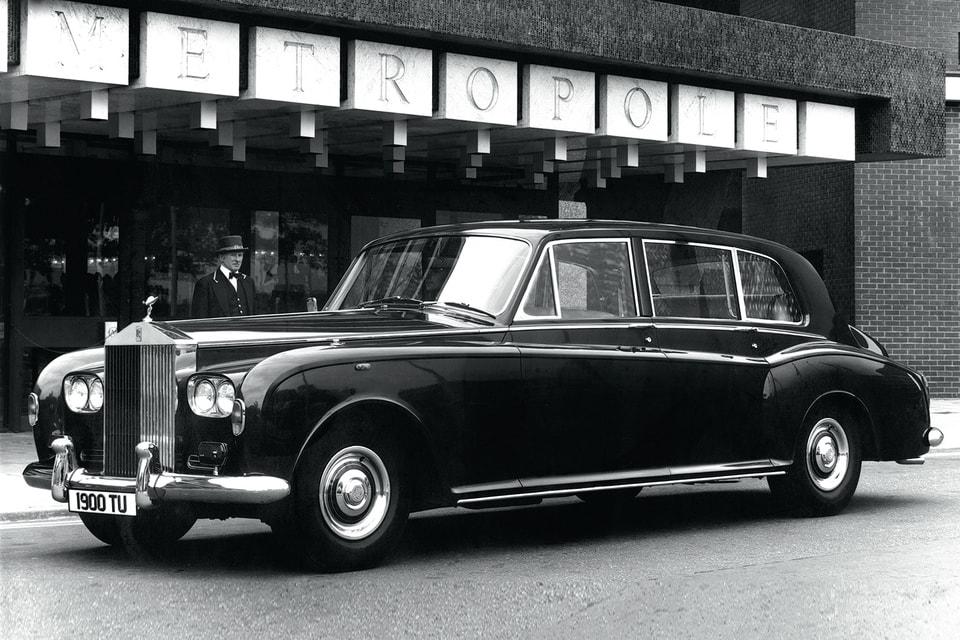 RR Phantom VI. Такая модель была не только у Элтона Джона, но и у Тома Джонса