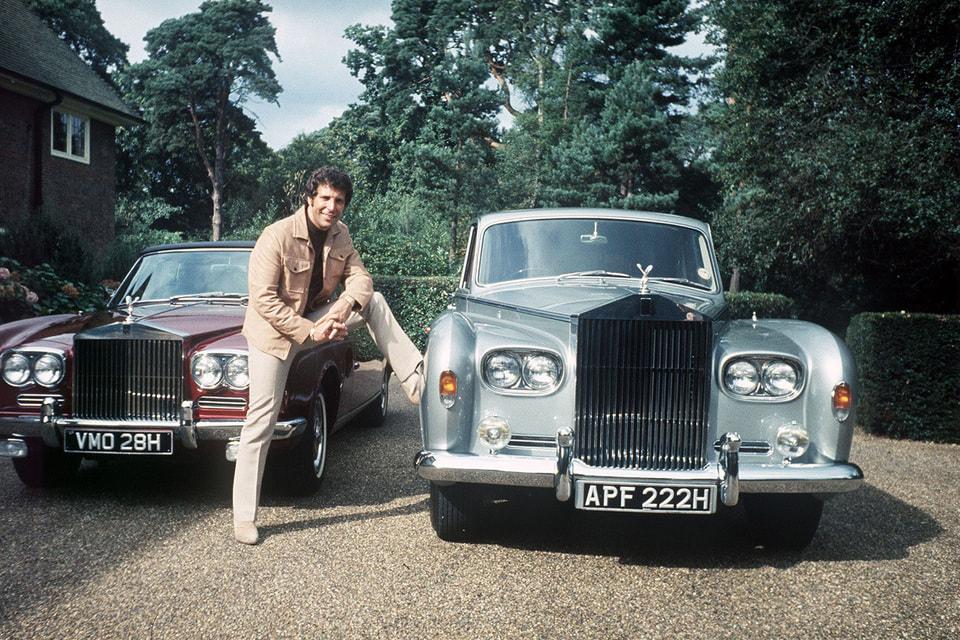 Великолепный Том Джонс и его RR Phantom VI