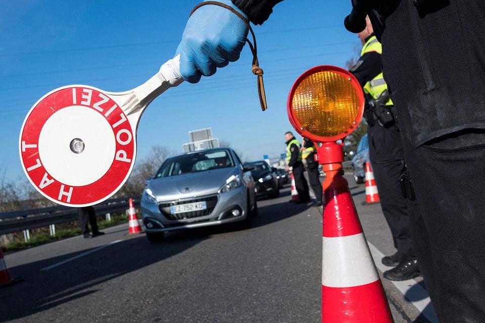 Соглашение об открытии границ к 15 июня уже достигнуто с Францией, Австрией и Швейцарией