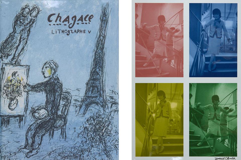 Среди топ-лотов – полный каталог тиражной графики Марка Шагала и оригинальные фотографии Коко Шанель