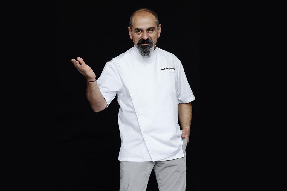 Арам Мнацаканов, ресторатор, владелец группы Probka Family