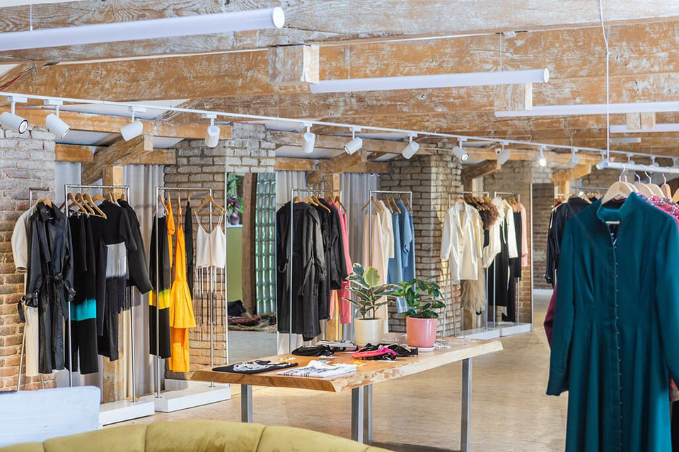 Ieri Store – галерея грузинских дизайнеров одежды
