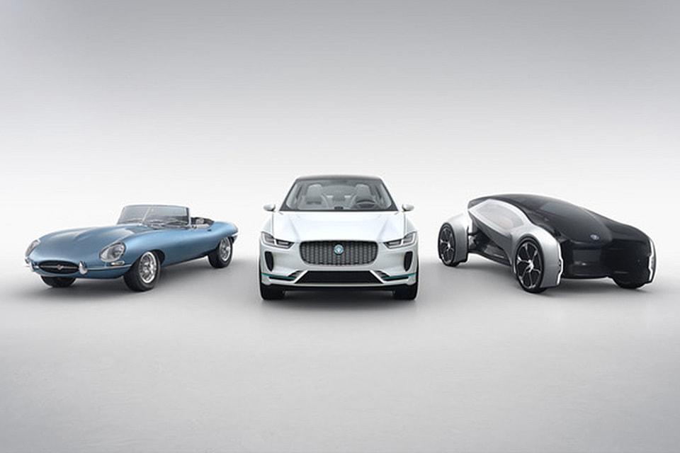 Прошлое, настоящее и будущее Jaguar