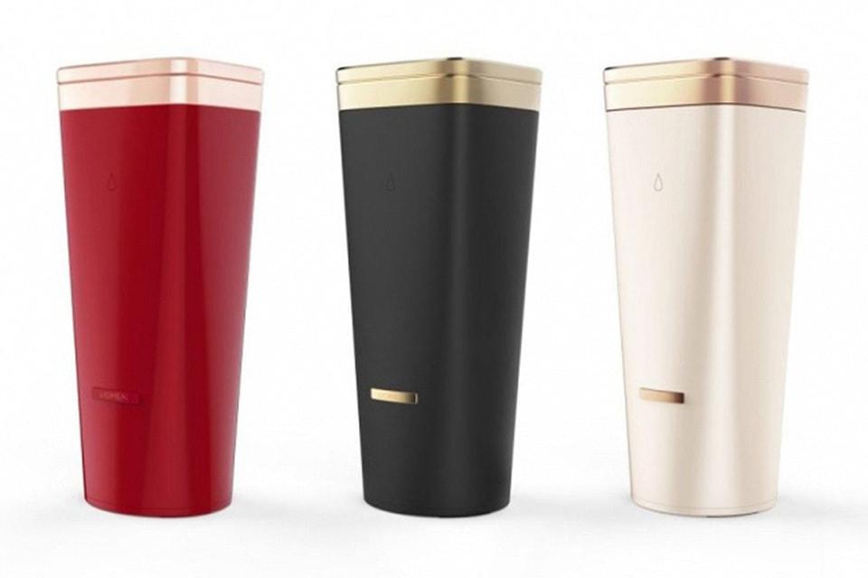 Устройство Perso от L'Oréal, умный дозатор средств для ухода с поддержкой Bluetooth, был представлен на выставке CES 2020