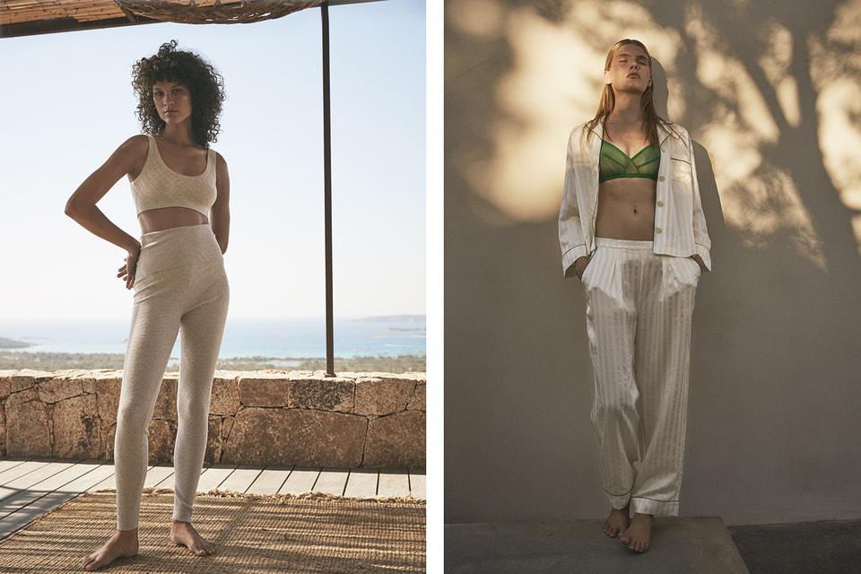 Согревающий кашемир или прохладный шелк? Новая линия домашней одежды Eres предлагает оба варианта