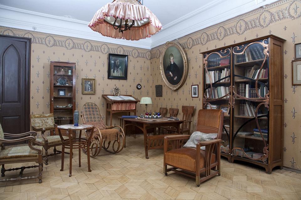 В формате онлайн-рассказа построил свою экспозицию музей композитора А.Н. Скрябина