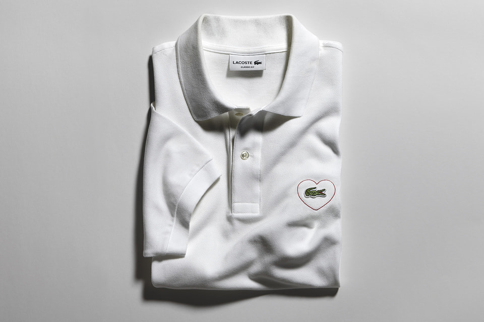 Рубашки поло L12.12 Polo Merci со специальным логотипом