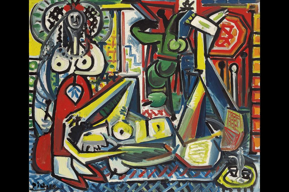 Топ-лот нью-йоркской сессии предстоящего аукциона искусства XX века «Алжирские женщины» (версия 'F') Пабло Пикассо