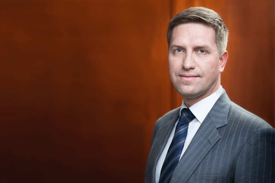 Михаил Девятов, управляющий директор, директор департамента Real Estate