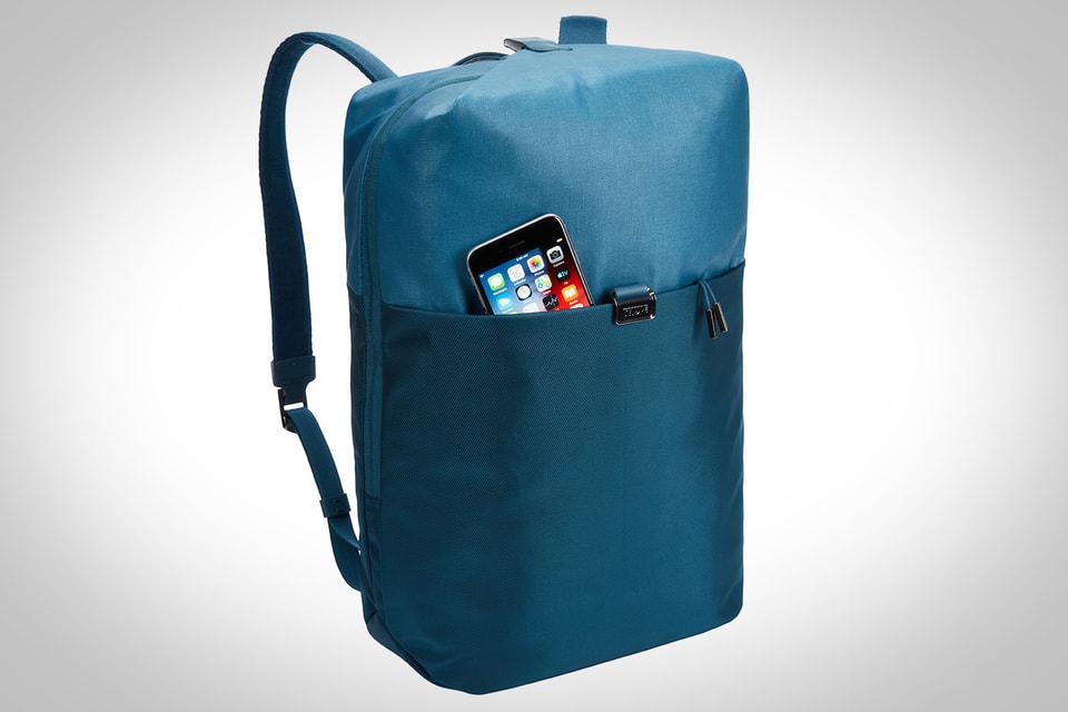 В первой женской коллекции Thule помимо чемоданов представлены вместительные практичные рюкзаки