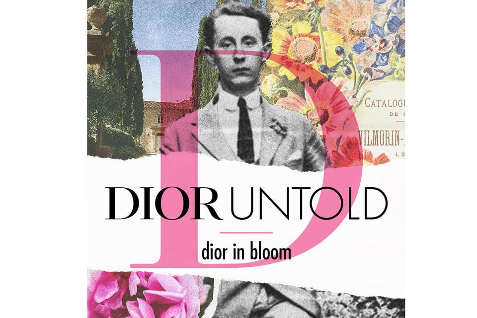 Dior in Bloom – это новый подкаст, посвященный истории ароматов Dior