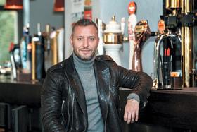 Ресторатор Евгений Ничипурук cчитает литературу делом своей жизни