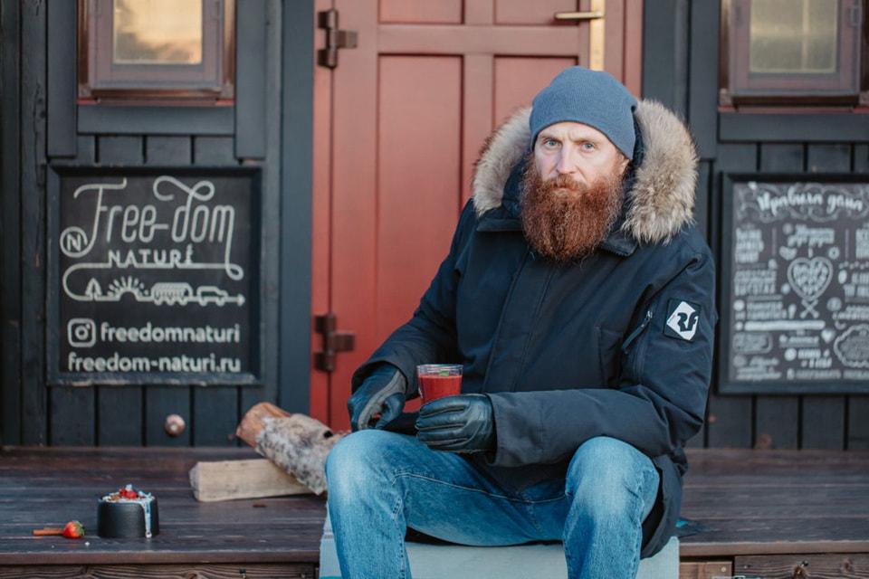 Не так давно предприниматель начал выпускать свою собственную линию продуктов питания