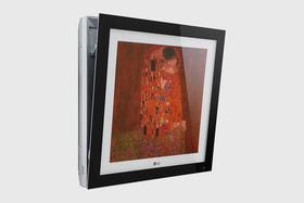 В кондиционере LG Artcool Gallery воздушный поток распространяется по принципу 3D