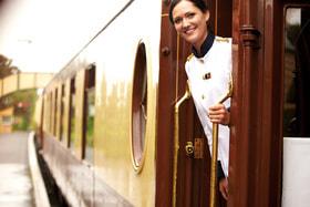 Проводник поезда Belmond British Pullman