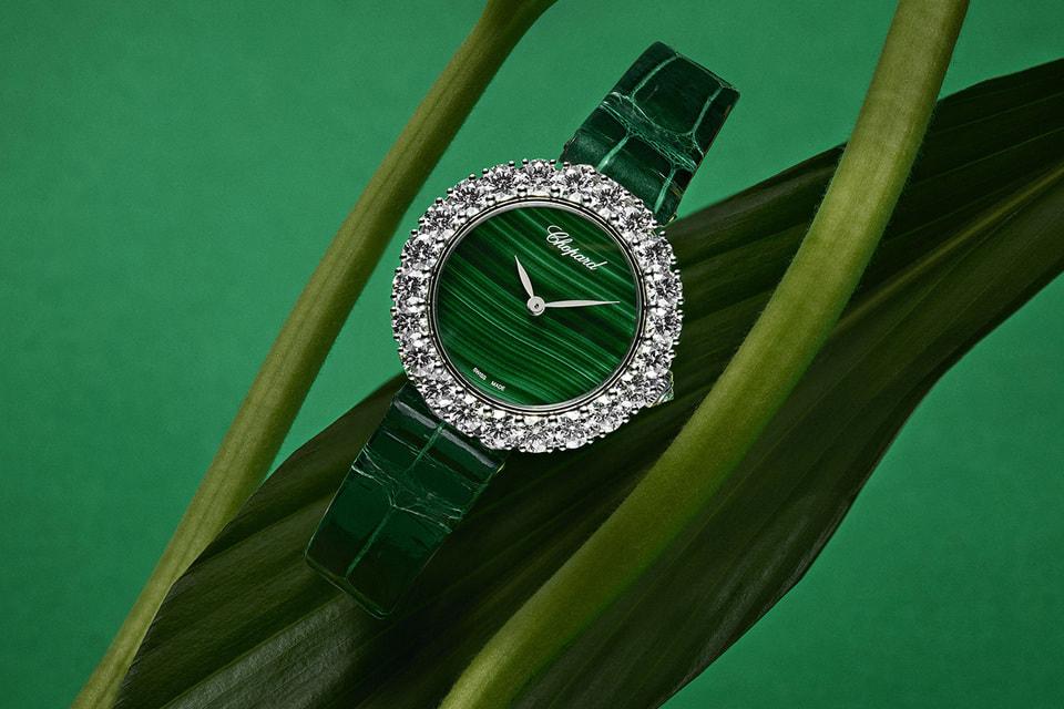 Часы из коллекции L'Heure du Diamant от Chopard