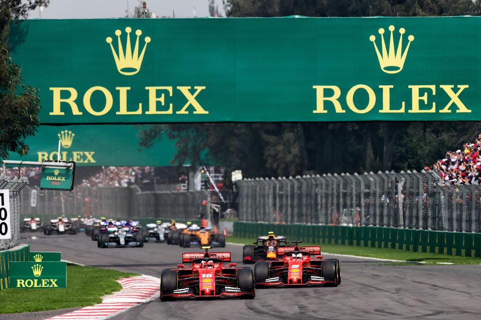 Rolex является глобальным партнером и официальным часовым партнером Formula 1 уже восьмой год подряд