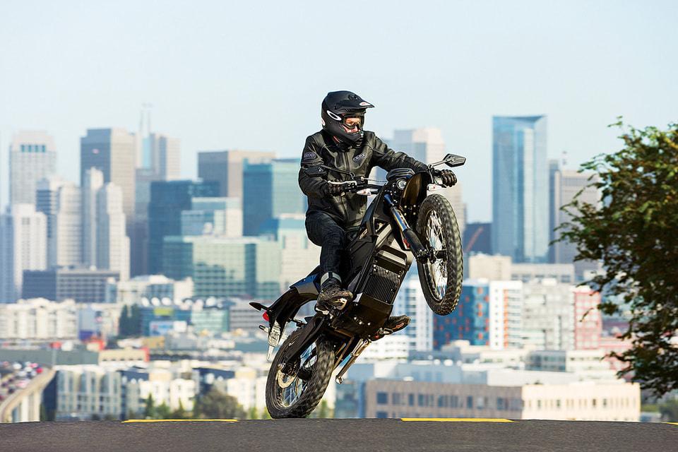 Модель FX от американской Zero Motorcycles