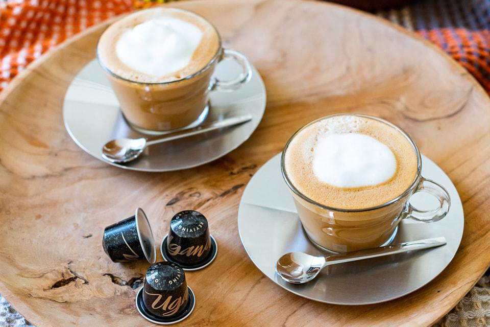 В новую коллекцию блендов Nespresso вошли Amaha awe Uganda, Tamuka mu Zimbabwe и Esperanza de Colombia
