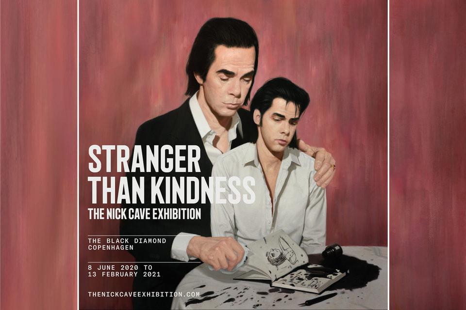 Stranger Than Kindness: The Nick Cave Exhibition – это вояж по творческой вселенной музыканта, поэта, писателя и сценариста