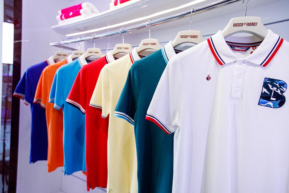 Купив поло или футболку Bosco сезона лето–2020, можно попасть на турнир Bosco Friends Open без билета