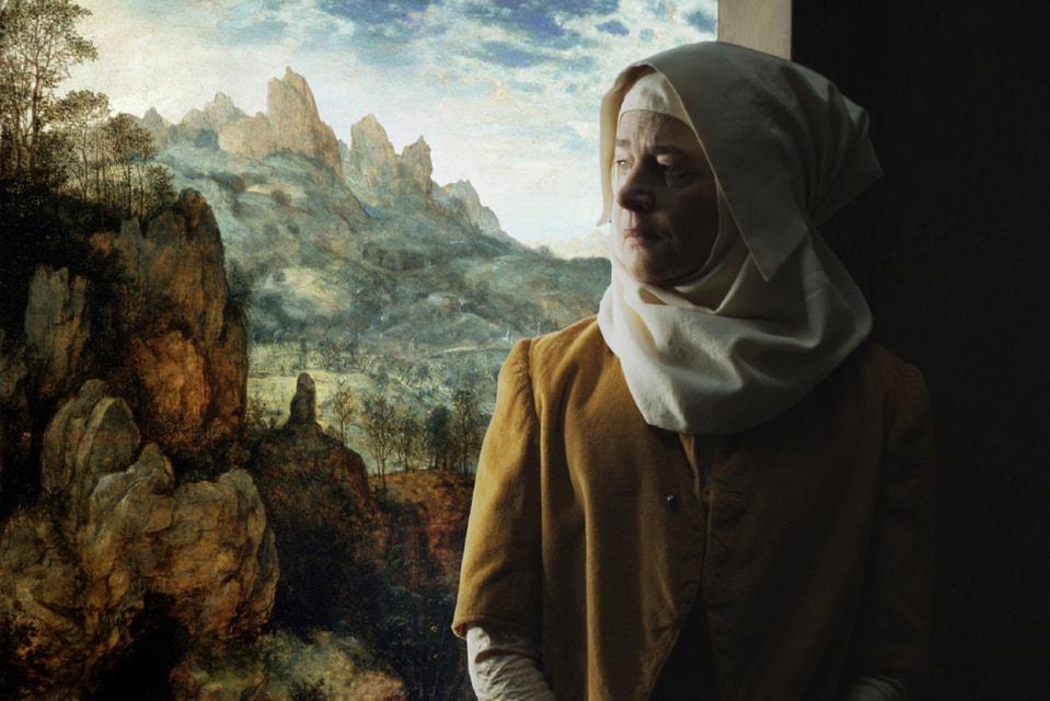 Кадр из фильма Леха Маевского «Мельница и крест»