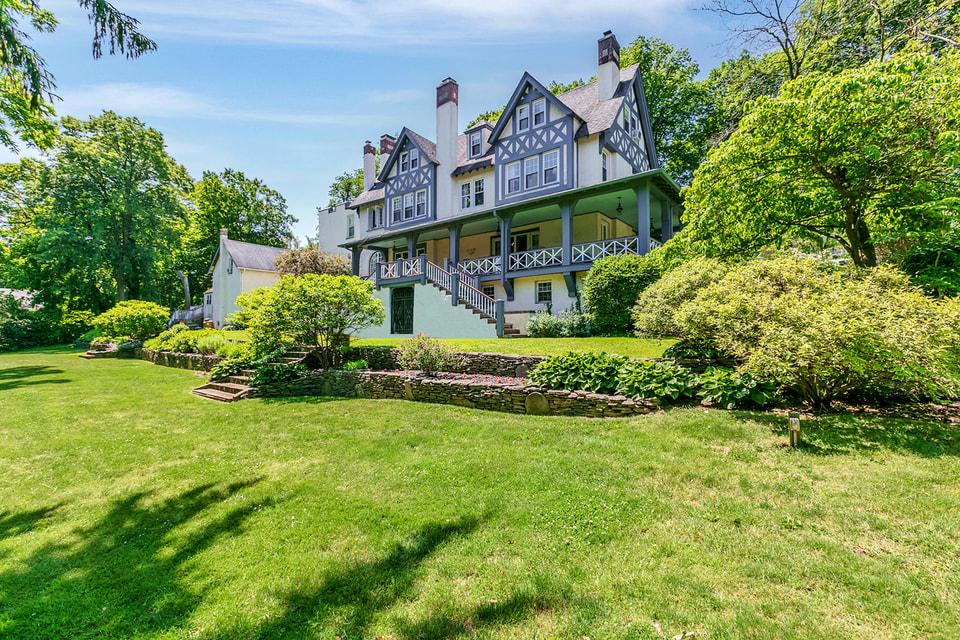 Особняк на Лонг-Айленде Уильям Рэндольф Херст построил для своей возлюбленной – актрисы Мэрион Дэвис