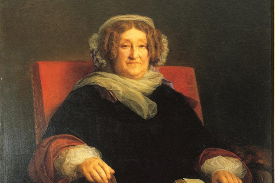 У Дома Veuve Clicquot есть своя премия для женщин – Veuve Clicquot Business Woman Award. Она была учреждена в 1972 году в память о Барб-Николь Понсарден, вдове Клико (на фото)
