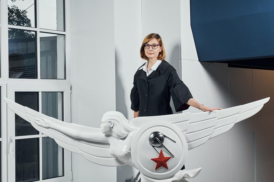Создательница музея Cosmodreams – художница Марина Федорова