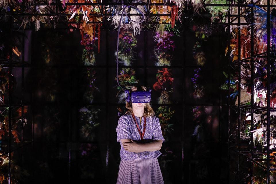 Для российской аудитории это редчайшая возможность познакомиться с виртуальной реальностью как искусством