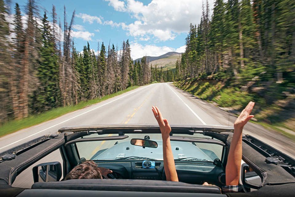 В эру COVID-19 путешествия на автомобиле набирают популярность из-за максимальной безопасности