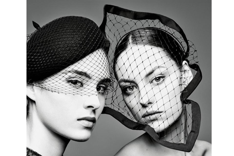 Кадр из проекта фотографа С. Сундсбо; специально для Dior Hats