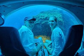 Благодаря развитию технологий персональные субмарины становятся более доступными. Но не всем)