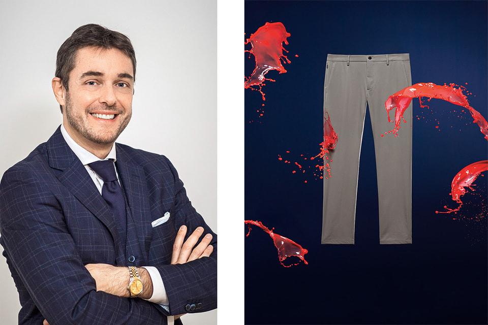 По задумке корпоративного исполнительного директора Boggi Milano Паоло Сельва, в линии Washable собраны вещи из 100-процентной мериносовой шерсти, которые можно стирать