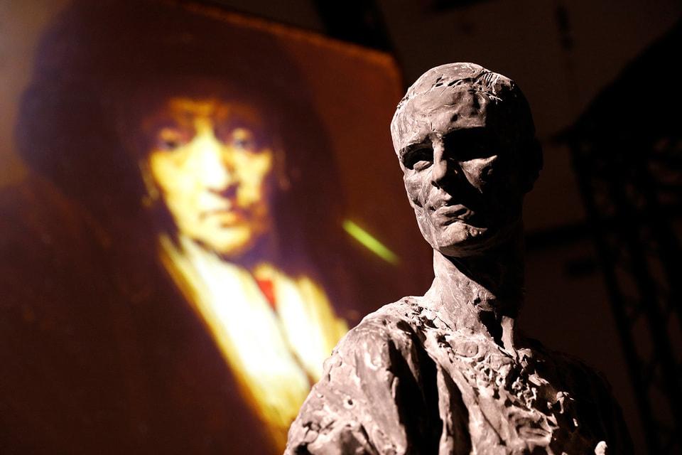 Кураторы выставки в Эрмитаже решили по-новому взглянуть на Рембрандта и обратились к мультимедийным технологиям