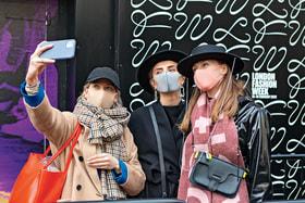 В этом году маски стали неотъемлемым элементом жизни