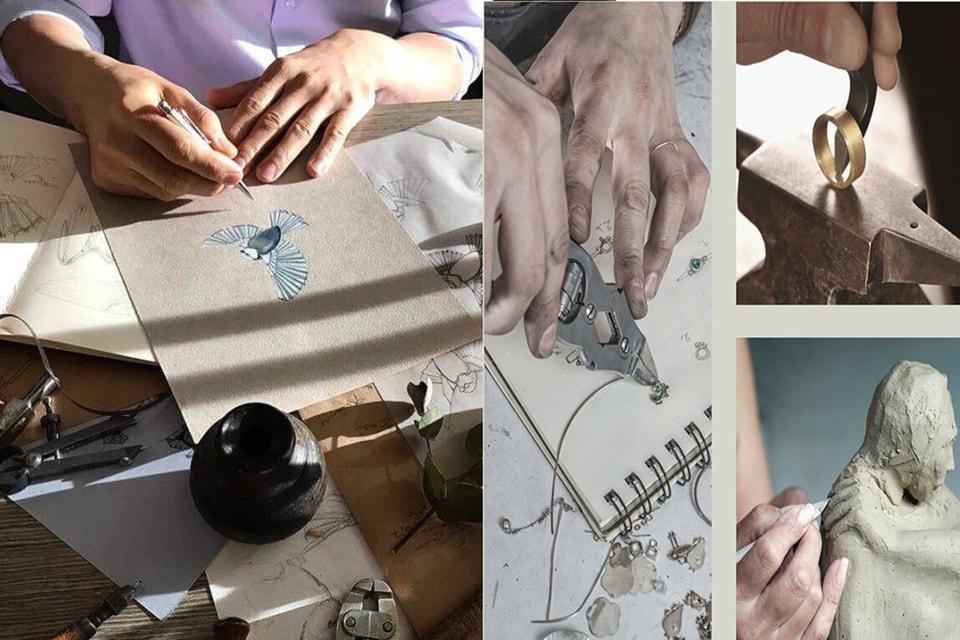 Познакомить отечественных любительниц украшений с самыми интересными ювелирами и мастерами России – одна из целей выставки J-1