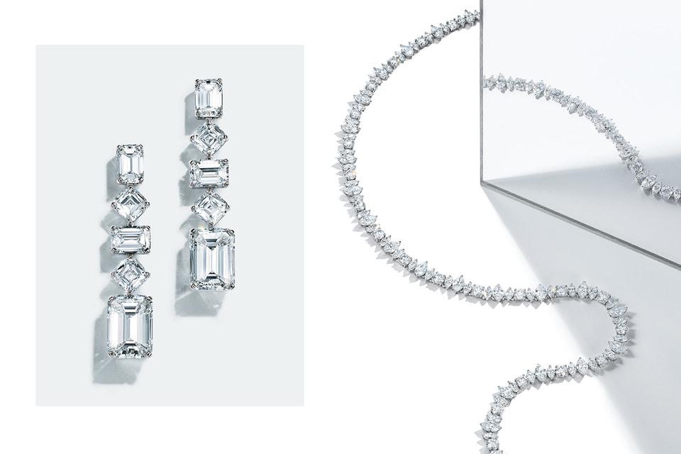 Каждый бриллиант из коллекции Extraordinary Tiffany имеет сертификат со своей «биографией» – от места добычи до закрепки в украшении